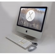 "IMAC A1224 20""/2.4GHZ/4GB/320GB/SD/AM/BT/YOSEMITE+"