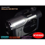 Filmadora DVD Hitachi DZ-MV730